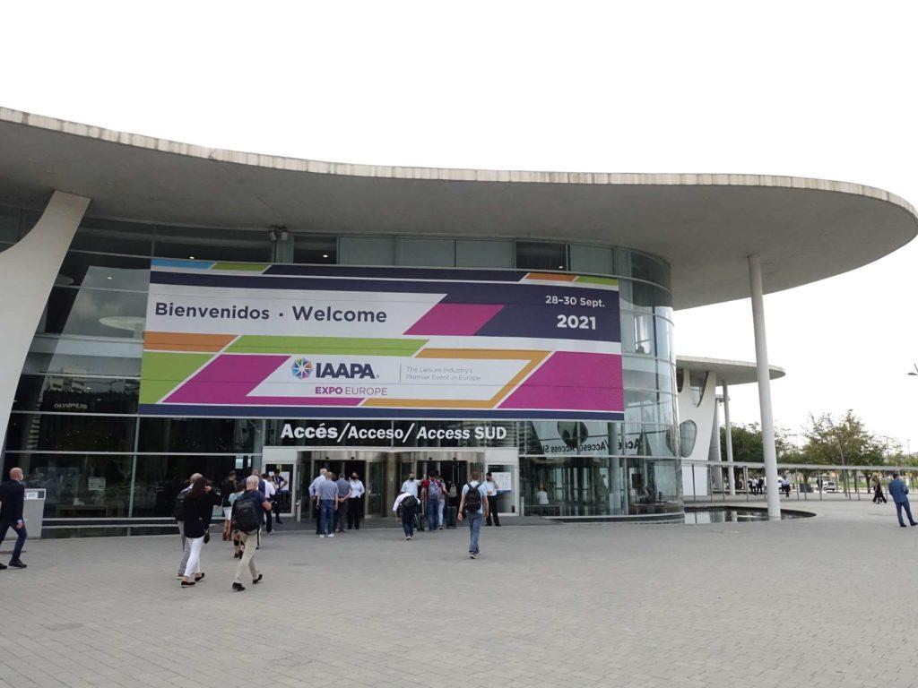 IAAPA Expo Europe 2021