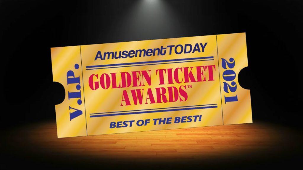 2021 Golden Ticket Awards