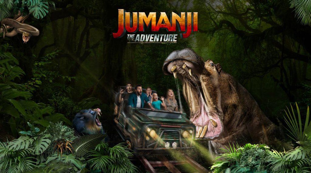 Jumanji The Adventure teaser